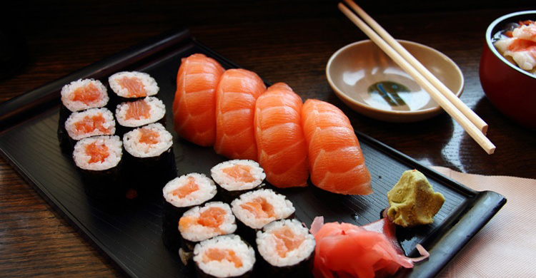 japanese aesthetics and cuisine The modern study of japanese aesthetics only started a little over two hundred years ago in the west  japanese cuisine is based on combining the staple food,.